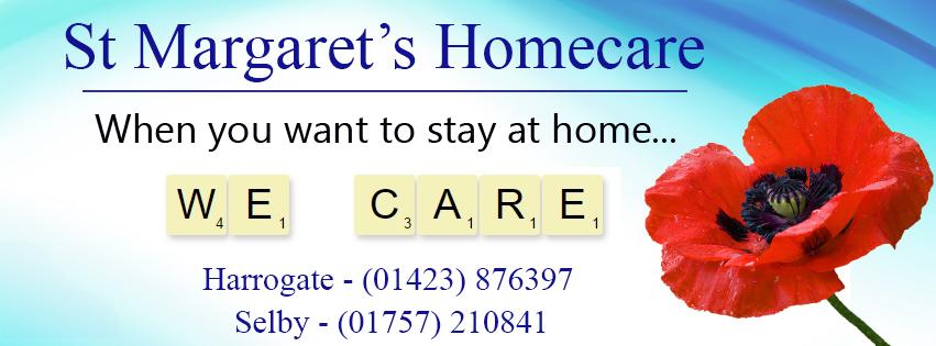 St Margaret's Homecare Old Website